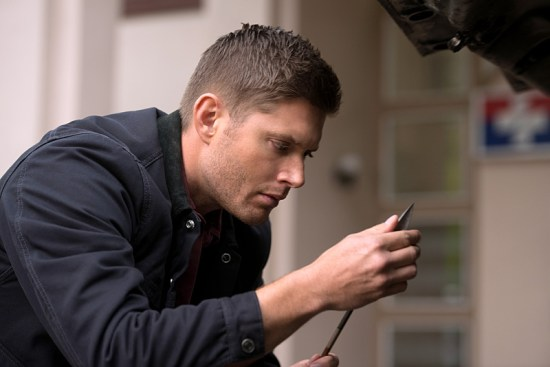 Supernatural Out of the Darkness, Into the Fire (3)