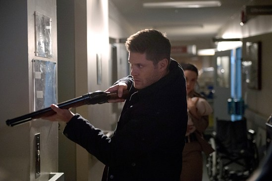 Supernatural Out of the Darkness, Into the Fire (2)