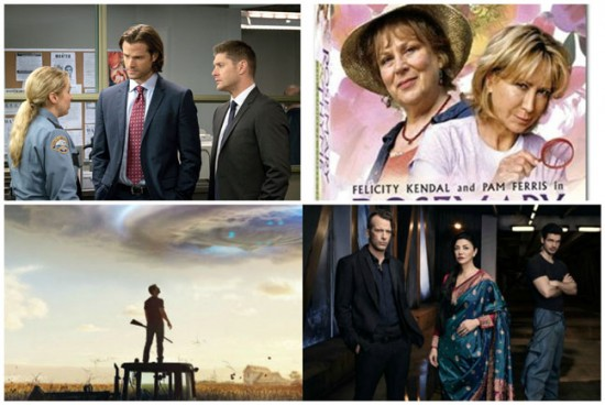 Supernatural, Rosemary and Thyme, Childhood's End, The Expanse