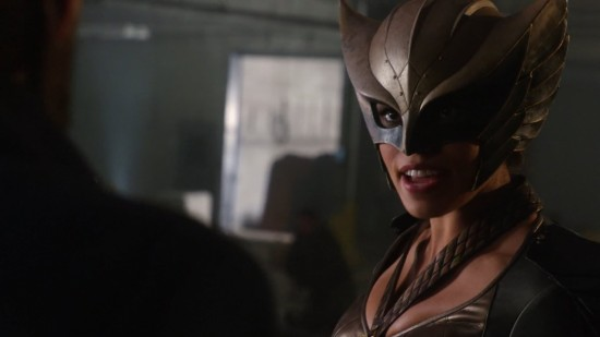 Hawkgirl - DC's Legends of Tomorrow