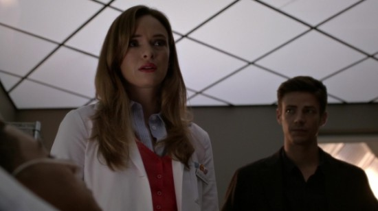 Caitlin and Barry - The Flash