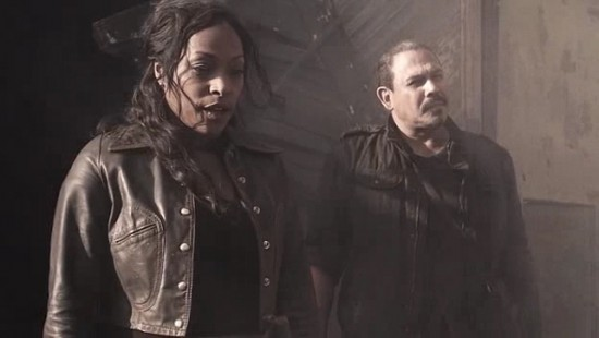 Warren and Hector - Z Nation
