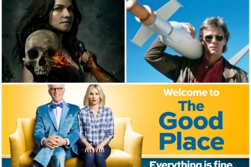 Van Helsing, MacGyver, The Good Place