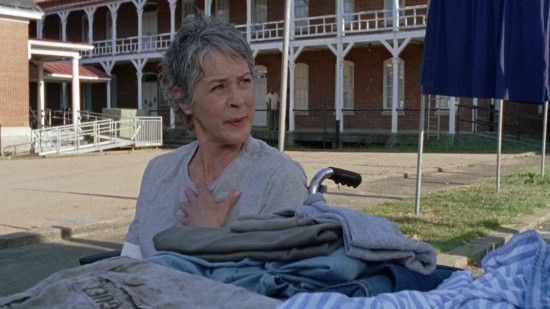 Carol - The Walking Dead