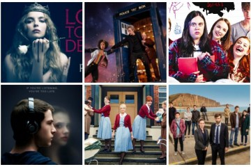 april 2017 TV favorites