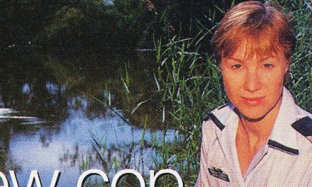 "TV Week: ""New cop on the block"" Blue Heelers 8th May 1999"