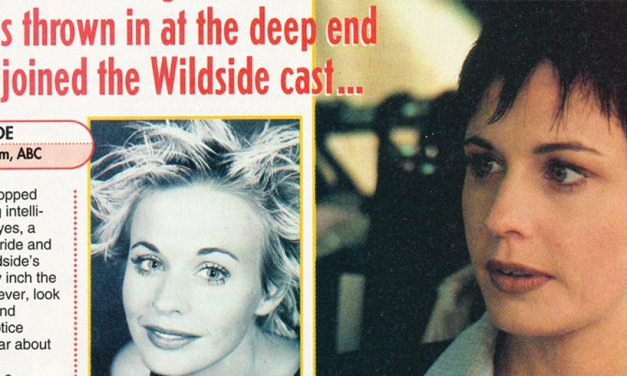 "TV Week: ""Oh my God, here I am – a detective!"" Wildside May 8th 1999"