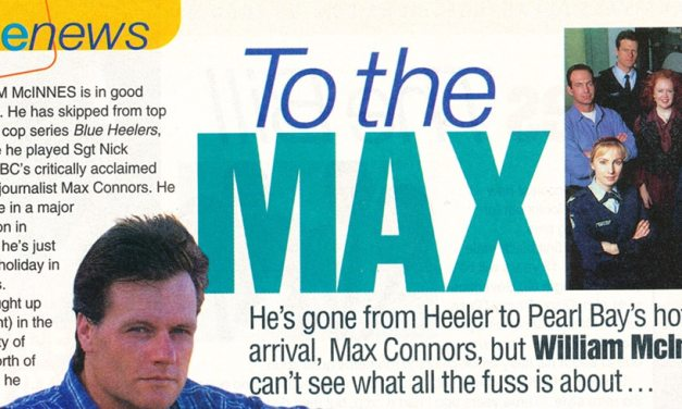 """TV Week: """"To The Max"""" SeaChange 31st July 1999"""