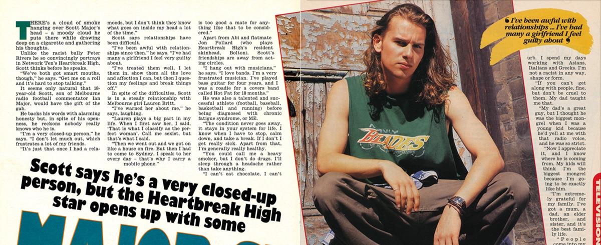 "TV Week: ""Major Statements"" Heartbreak High 7th May 1994"