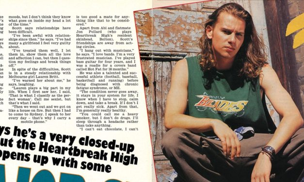 "TV Week: ""Major Statements"" Heartbreak High 7th May 1994"