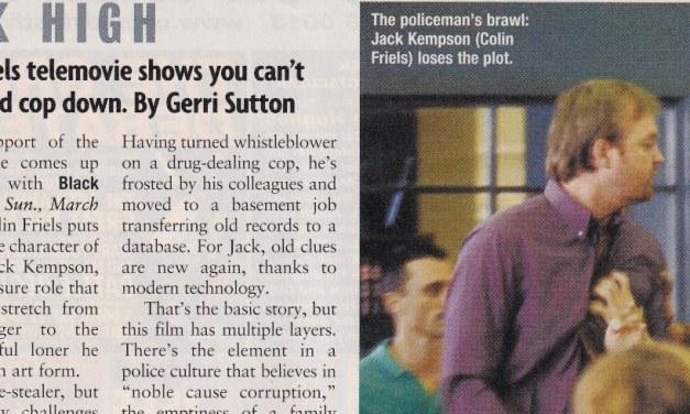 """""""Jack High"""" Black Jack 2003"""