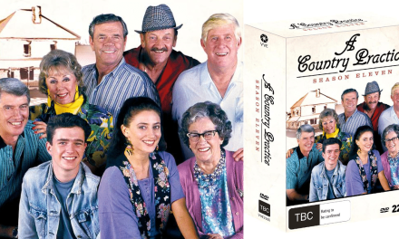 A Country Practice Season 11 on DVD