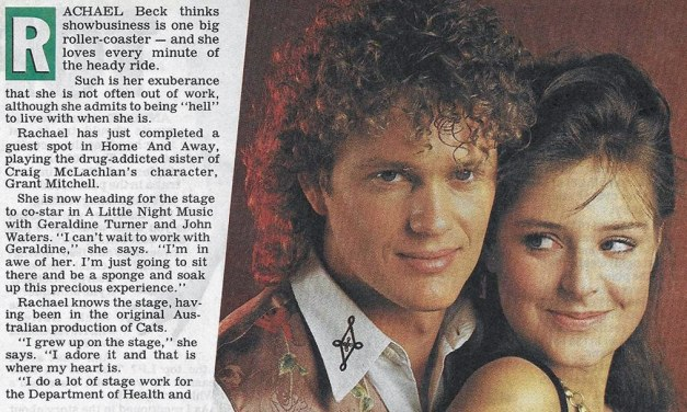 "TV Week: ""Craig's Other Rachael"" Home and Away 10th November 1990"