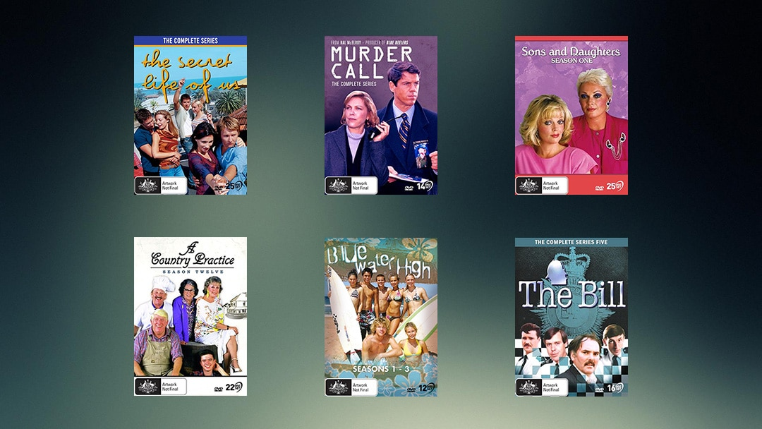 October 2020 DVD Showcase