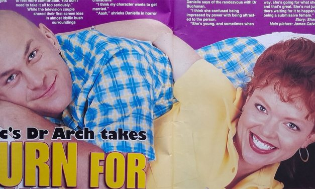 "TV Week: ""A Turn For The Nurse!"" Medivac 26th October 1996"