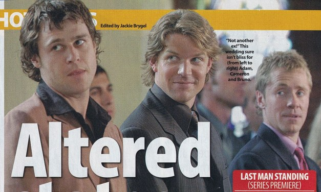"""TV Week: """"Altered States"""" Last Man Standing 4th June 2005"""