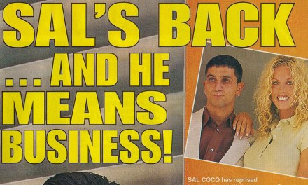 """TV Week: """"Sal's Back… and He Means Business!"""" Heartbreak High 8th February 1997"""