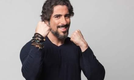 """Marcos Mion comemora 7 anos de """"Legendários"""" com boa audiência"""