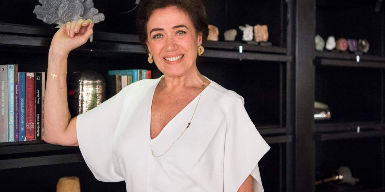 """""""Aprendi que a maturidade vale muito a pena"""", diz Lilia Cabral"""