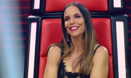 "Presença de Ivete Sangalo traz serenidade ao ""The Voice Brasil"""