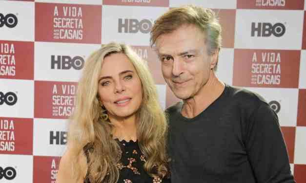 Bruna Lombardi produz em família série com sexo tântrico e corrupção