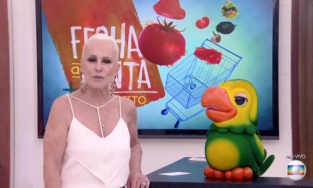 Ana Maria Braga muda o visual e surpreende internautas