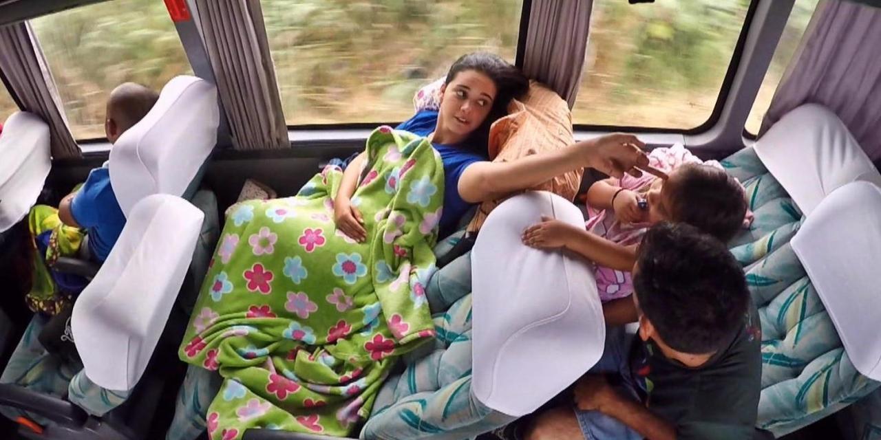 """""""Profissão Repórter"""" mostra drama de venezuelanos que fogem para o Brasil"""