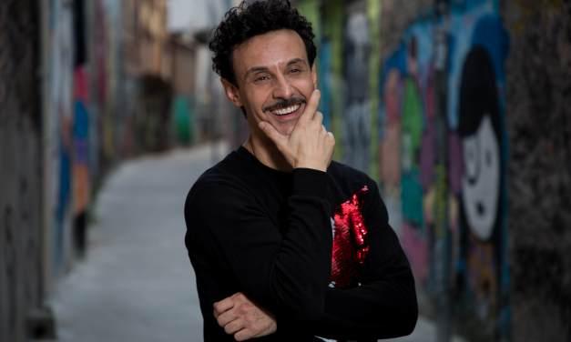 Multifacetado, Ivan Parente se desdobra entre TV, teatro e cinema