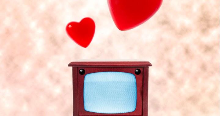 Valentines day treat tv