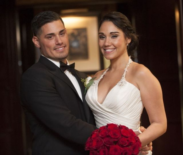Married At First Sight Jessica Castro And Ryan Denino