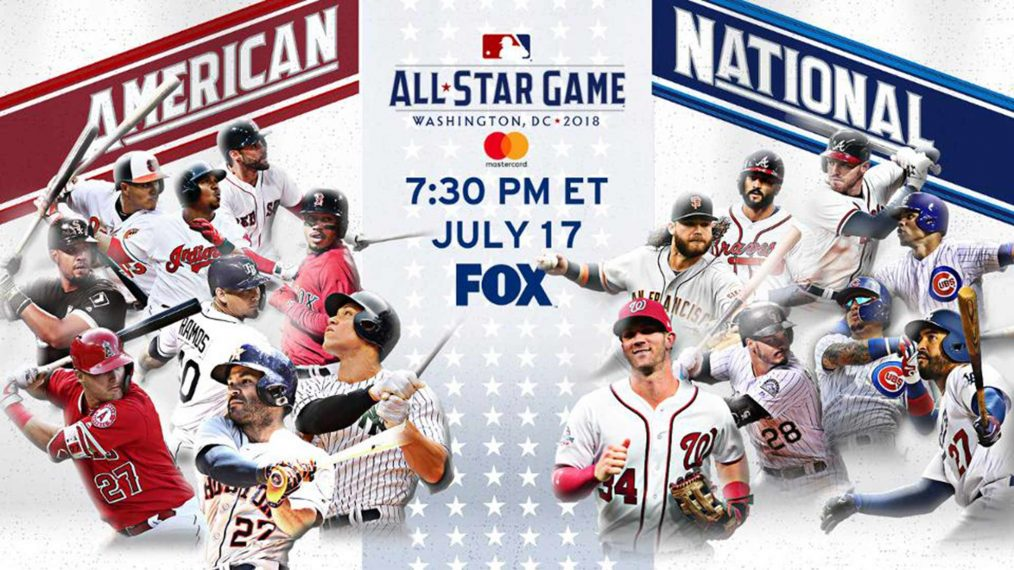 Where To Watch The 2018 MLB All Star Game Amp Home Run Derby