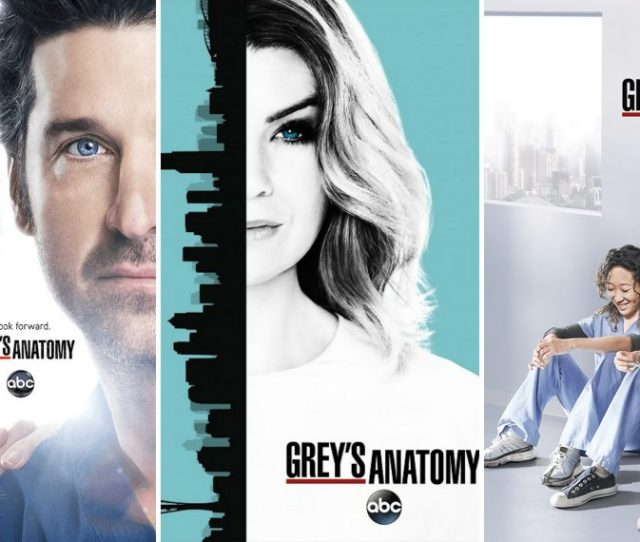 All 15 Greys Anatomy Seasons Ranked By Their Posters Photos