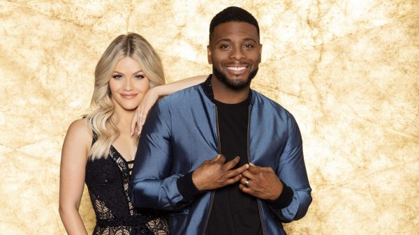 Witney Carson Thinks Kel Mitchell Can Go All the Way on