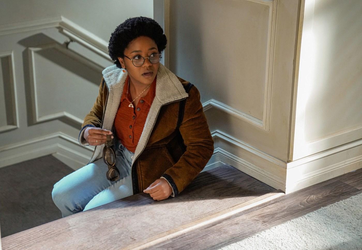 Stargirl's Anjelika Washington: Get Ready for Beth 2.0 When She Becomes Dr. Mid-Nite