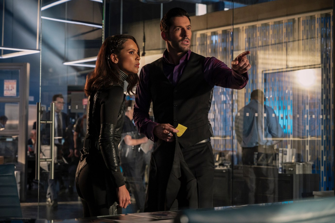 Lucifer' Hosts Family Reunions & Features Killer Reveals in Season ...