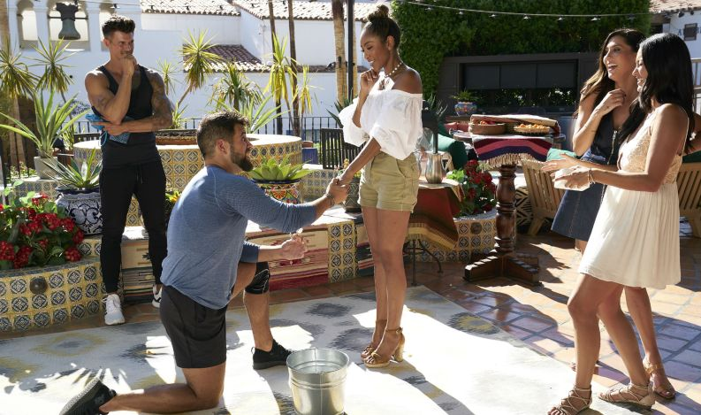 The Bachelorette' 2020 Episode 7: Tayshia Has Tough Conversations (RECAP) -  TV Insider