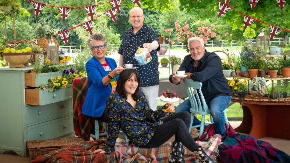 Nailed It!,' 'Great British Baking Show' & More Set Netflix Premieres