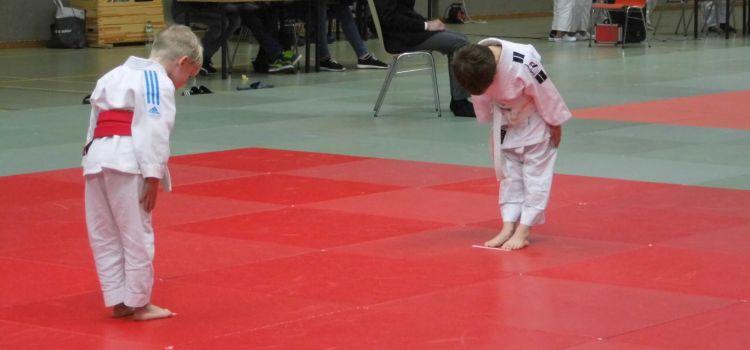 Judo: Erfolgreicher Start in die Kreispokalsaison