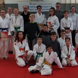 Judo: Kreiseinzelmeisterschaften U15 und Kreisturnier U18 in Bad Lippspringe