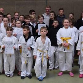 Judo: Kreispokalsaison beginnt erfolgreich