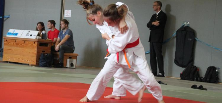 Judo: On the road to Bielefeld