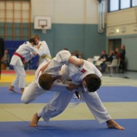 Judo: 3 Wettkämpfer/-innen wirbeln in Bielefeld auf der Westfaleneinzelmeisterschaft