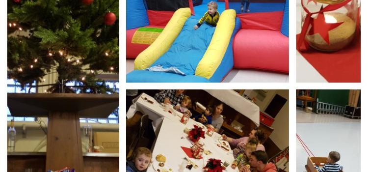 Mini-Turn-Kids feiern Jahresabschluss