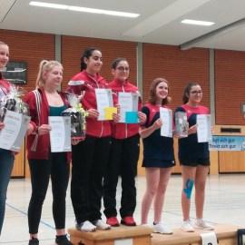 Badminton: Erfolgreiches Turnier-Wochenende!