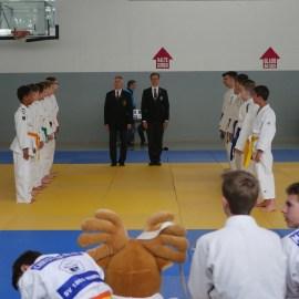 Judo: Finalrunde der Bezirks U16-Liga