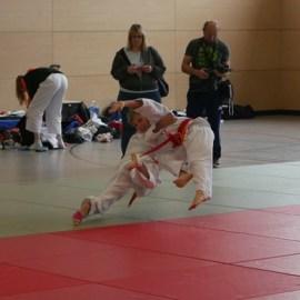 Judo: 2. Kampftag des Kreispokalturniers in Borchen