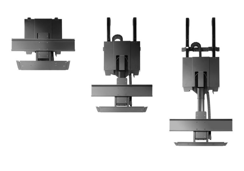 Motorized ceiling tv mount uk for Motorized ceiling drop down tv mount