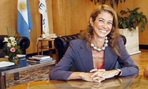 Débora Giorgi, ministro de Industria