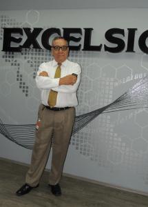 Félix Cortés, director de Excélsior TV