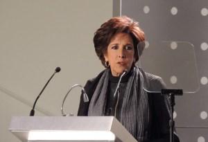 Enriqueta Cabrera, directora de Canal Once